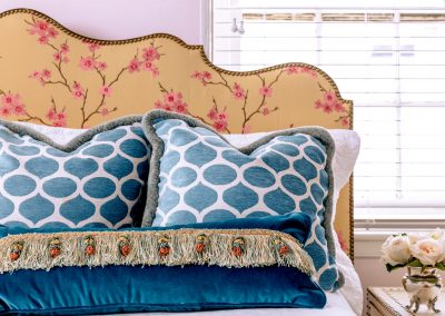 French Thistle Cushions & Pillows